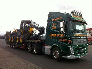 Proudlocks Truck